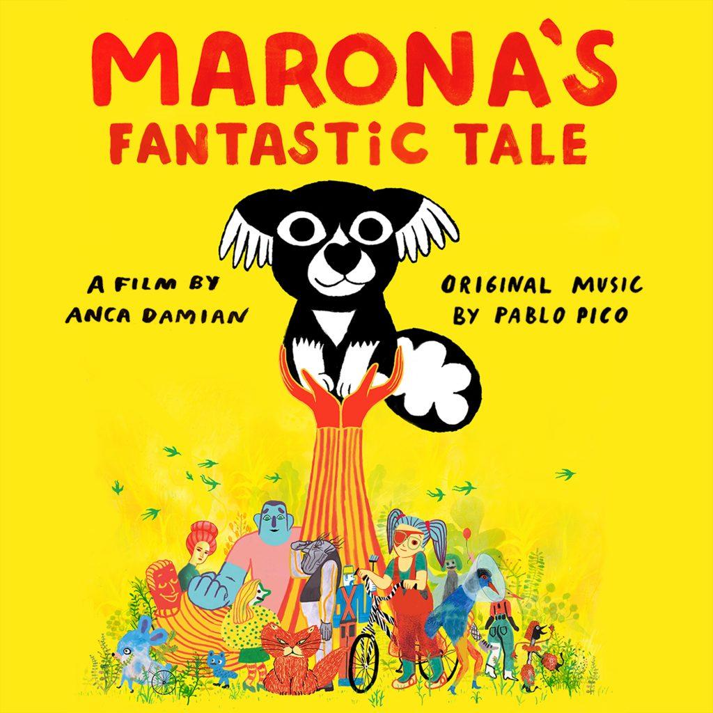 Marona's Fantastic Tale – Pablo Pico