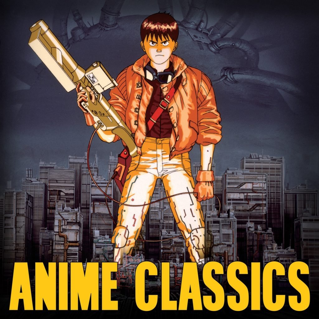 Anime Classics – playlist cover