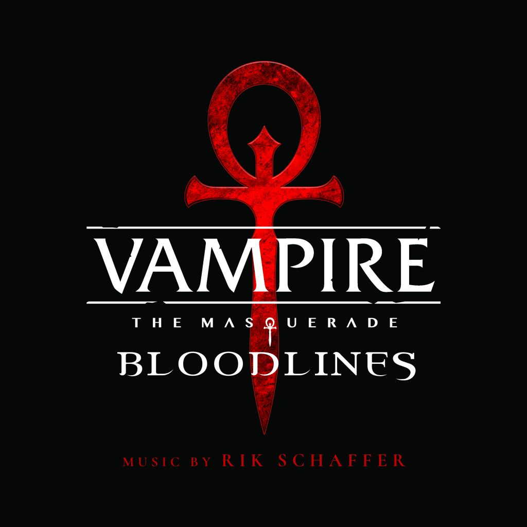 COVER ART – Vampire The Masquerade – Bloodlines (Original Soundtrack)