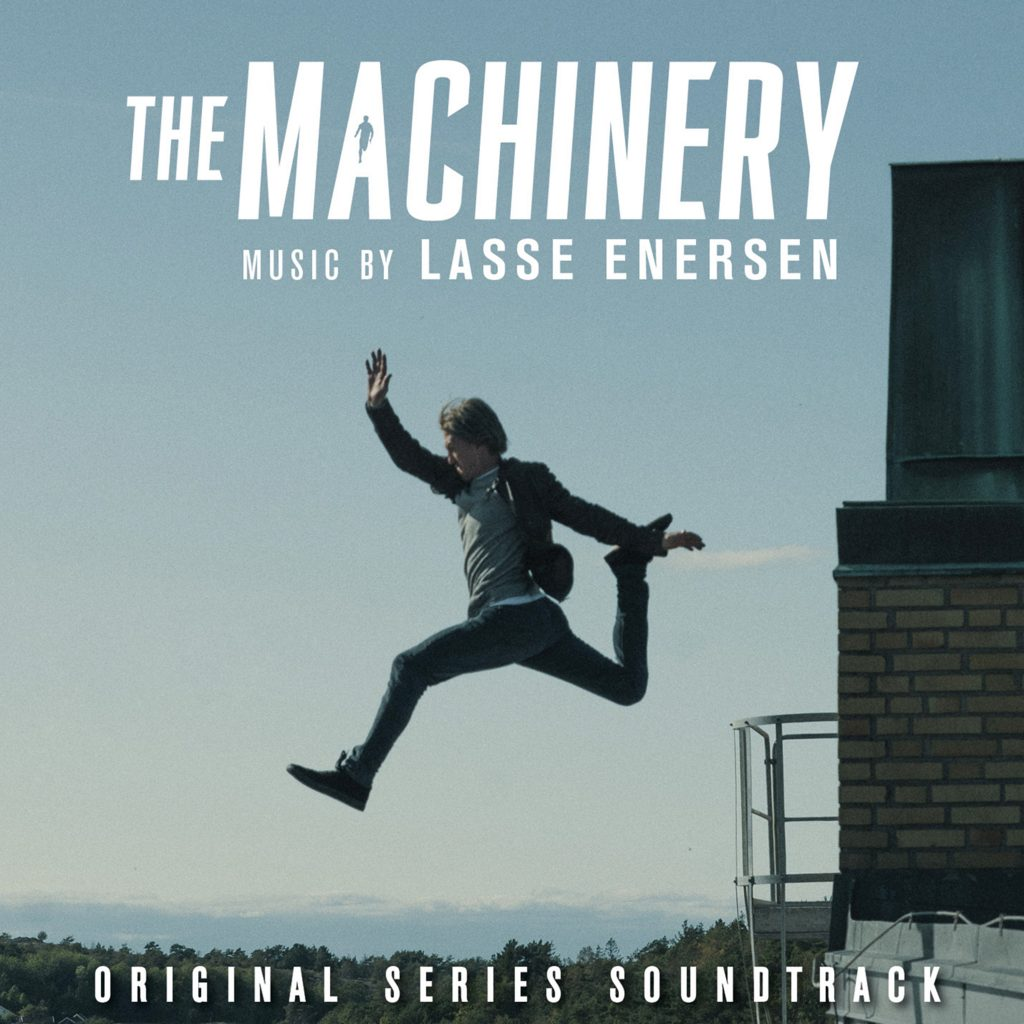 The Machinery – cover art