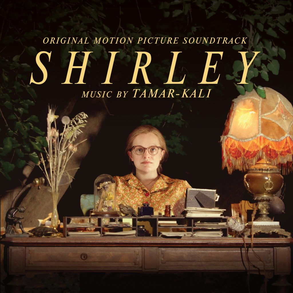 Shirley – cover art