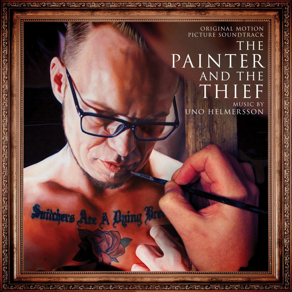 The Painter & The Thief – cover