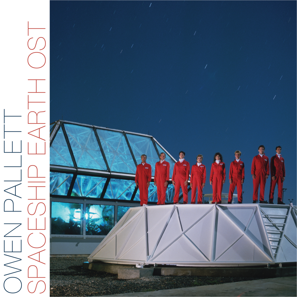 spaceship earth – cover – owen pallett