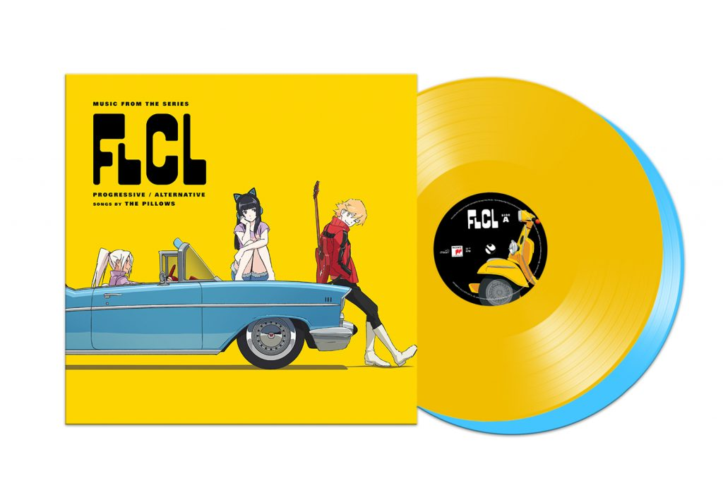 FLCL Progressive / Alternative - Vinyl Packshot