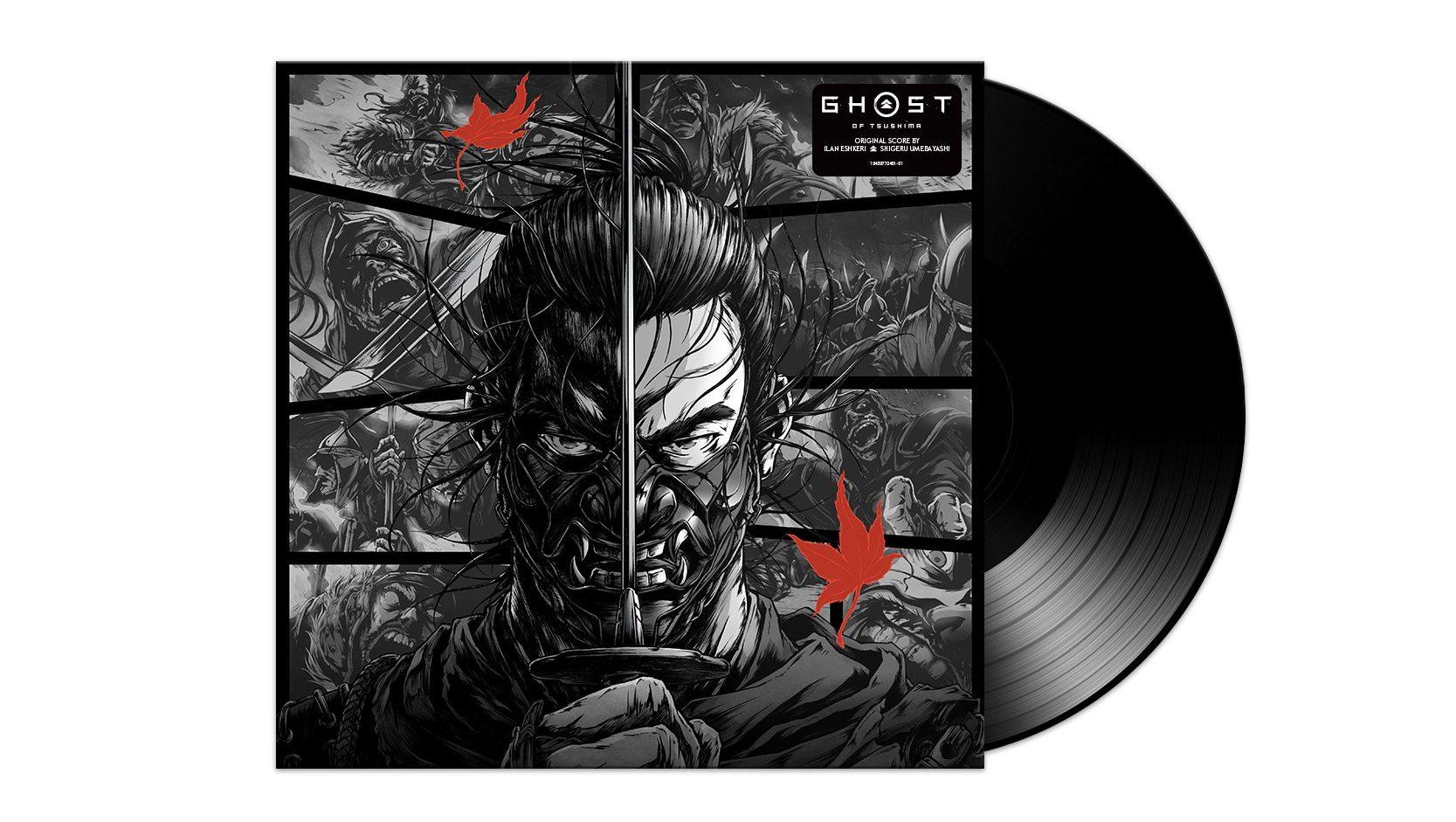 Ghost of Tsushima - 3xLP Vinyl