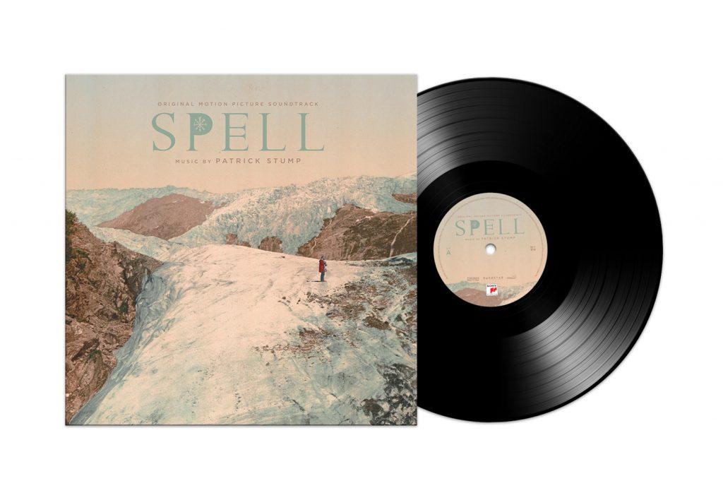 Spell LP - Vinyl Packshot