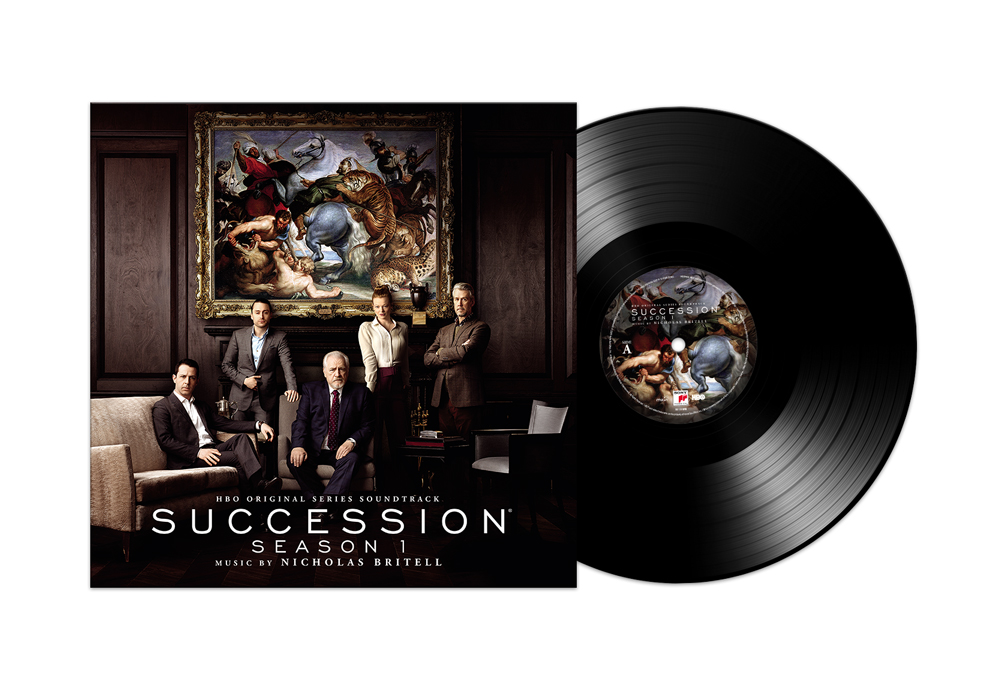 Succession: Season One - Vinyl