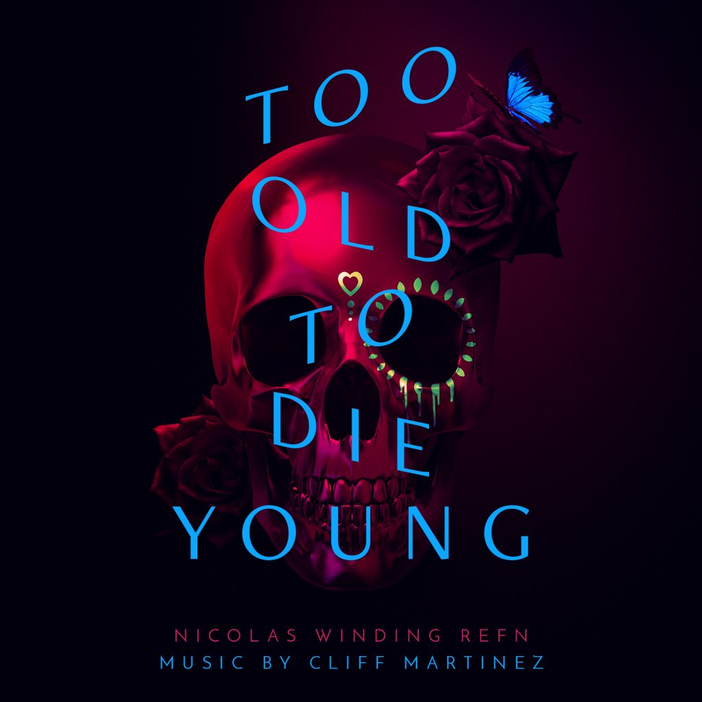 Too Old To Die Young - cover art