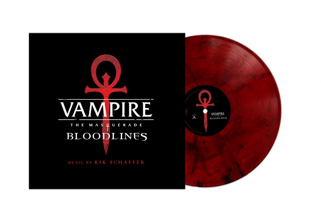Vampire: The Masquerade - Bloodlines - Vinyl