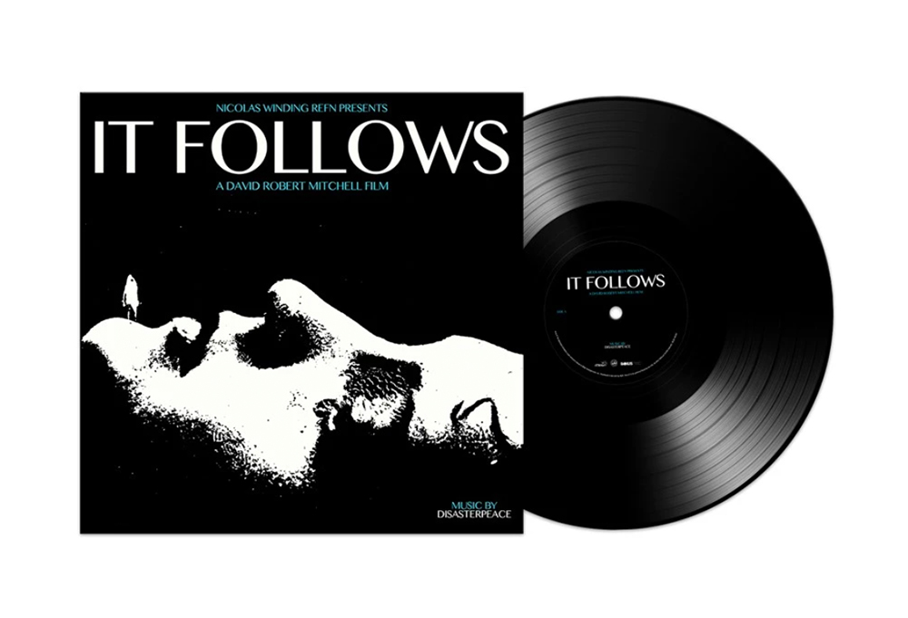 It Follows - Vinyl LP Packshot
