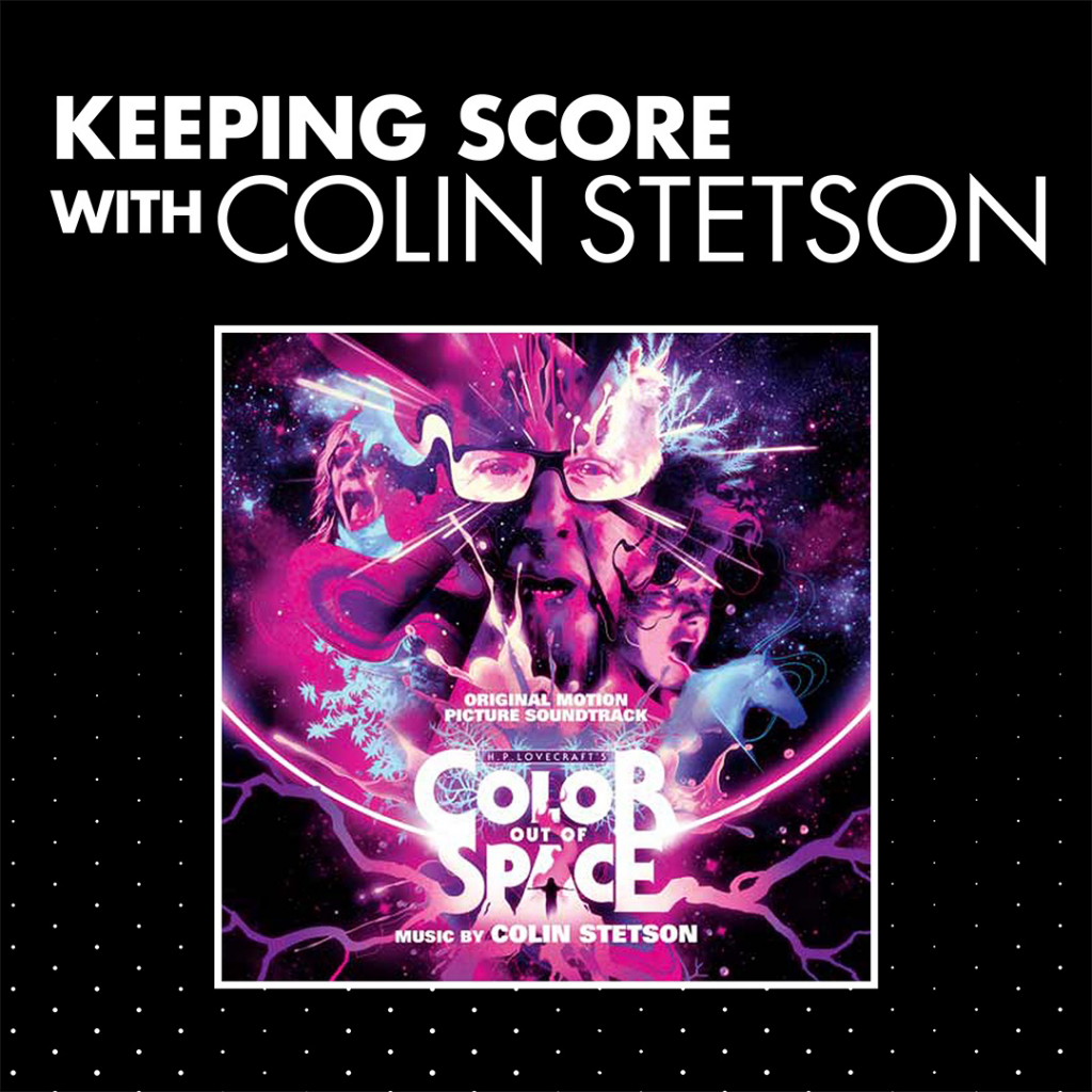 Keeping Score with Colin Stetson