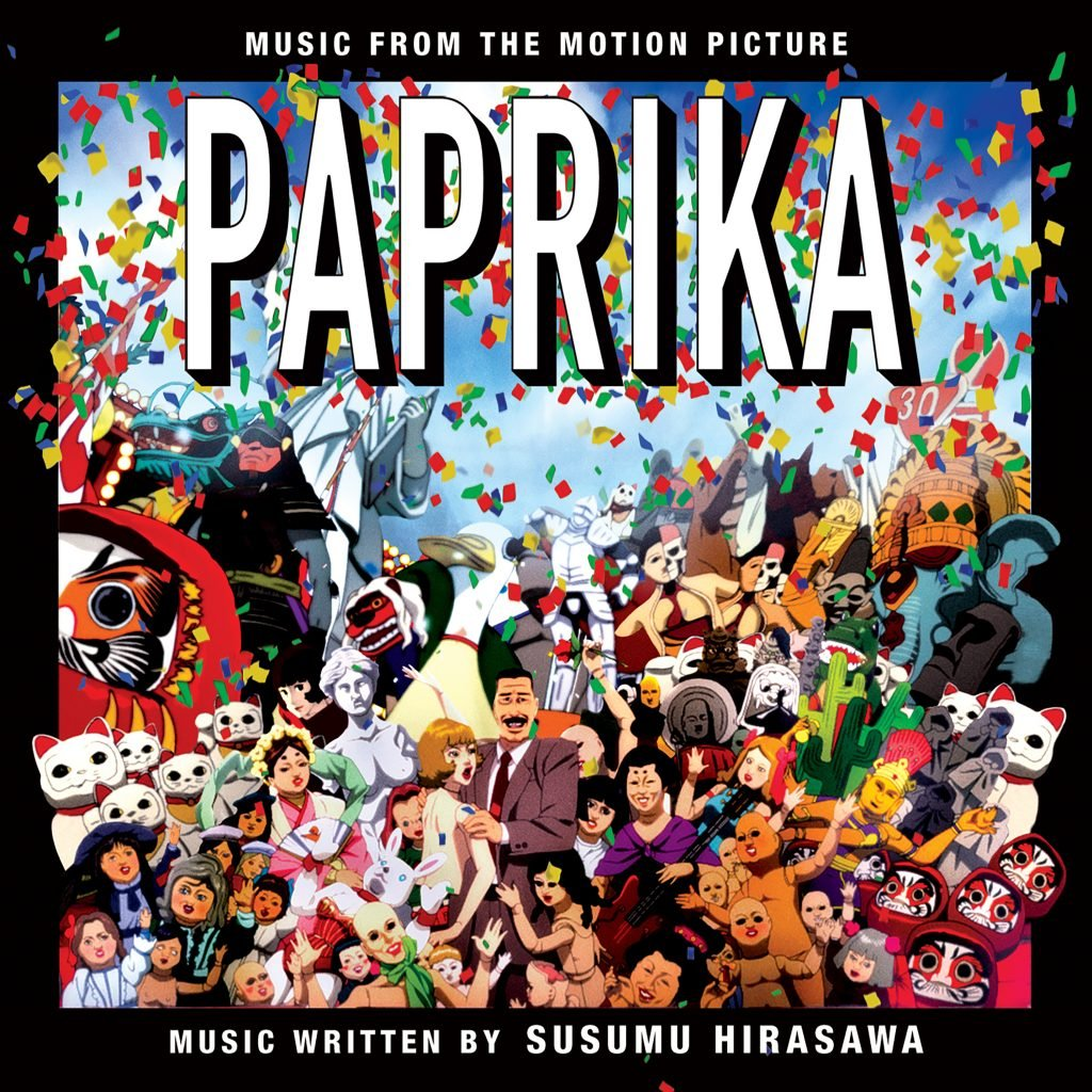 Paprika - album art
