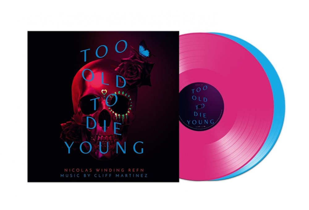Too Old To Die Young - Vinyl packshot