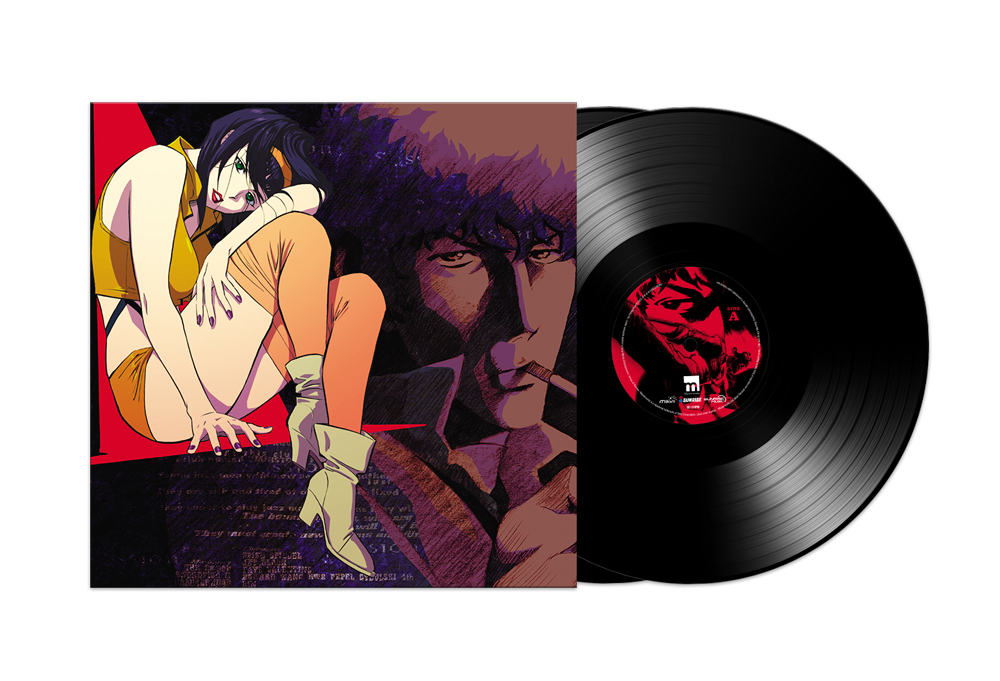 CowboyBebop_LP_Packshot_Cover-Vinyl_Black
