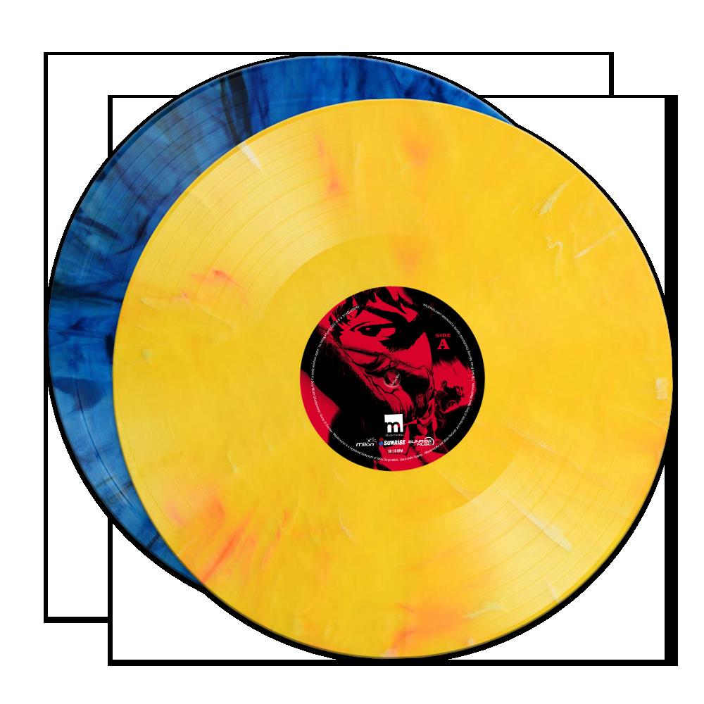 The Cowboy Bebop Vinyl Pre-order is here!
