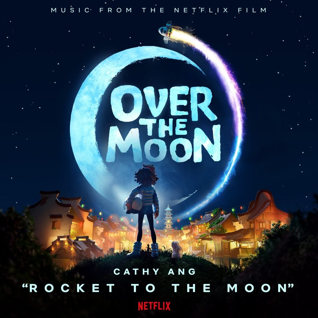 Rocket to the Moon - Single Cover