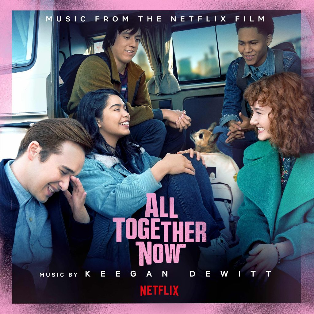 All Together Now - Cover Art