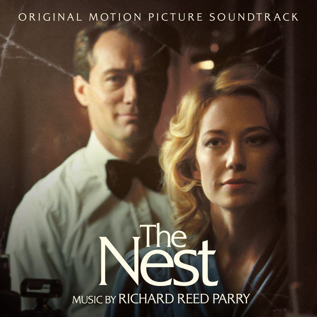 The Nest - cover art