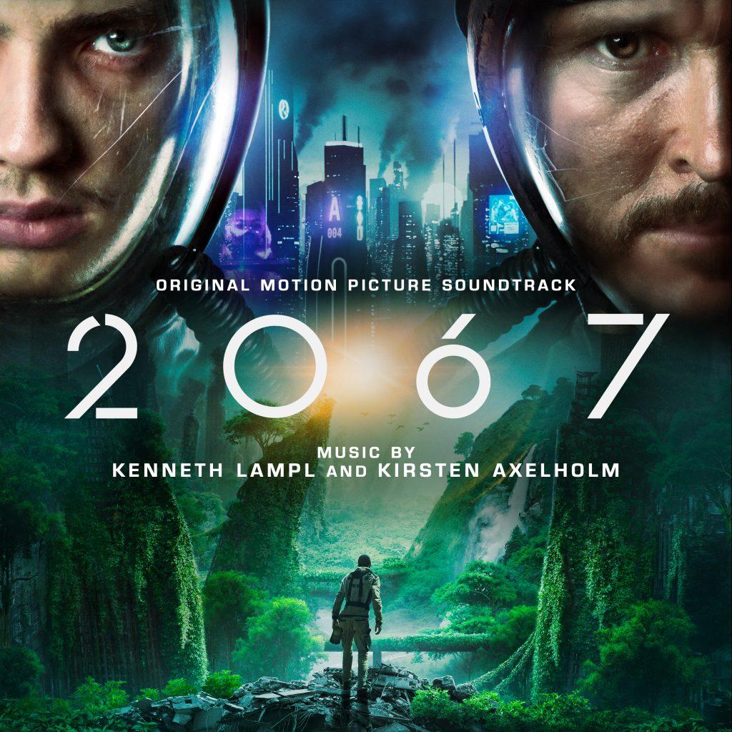 2067 - Album Cover Art