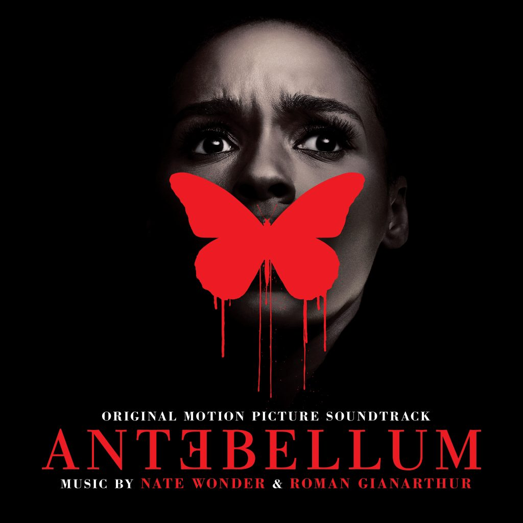 Antebellum - Cover Art