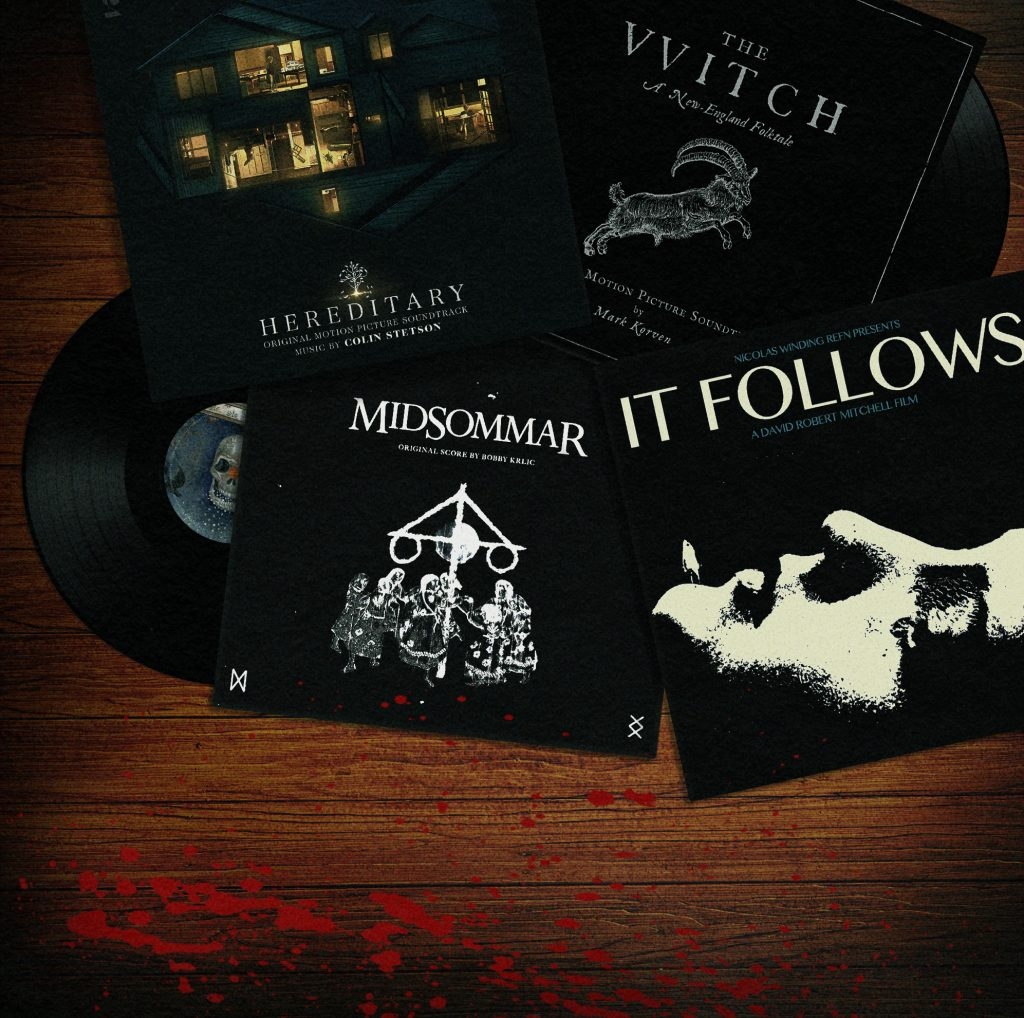 October Vinyl Giveaway: Horror Soundtracks