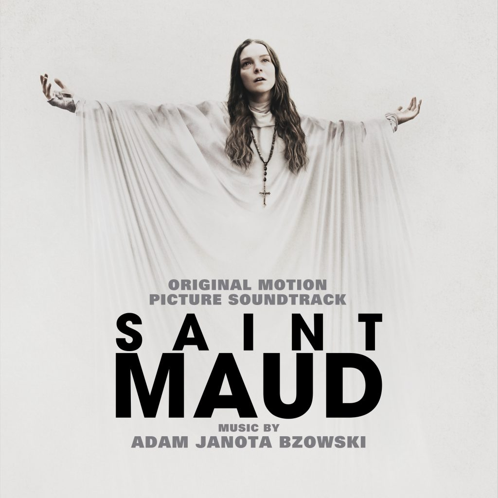 Saint Maud - Album Cover Art