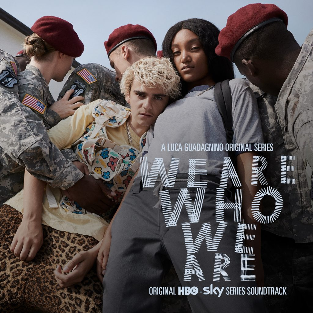We Are Who We Are - Soundtrack Album Cover