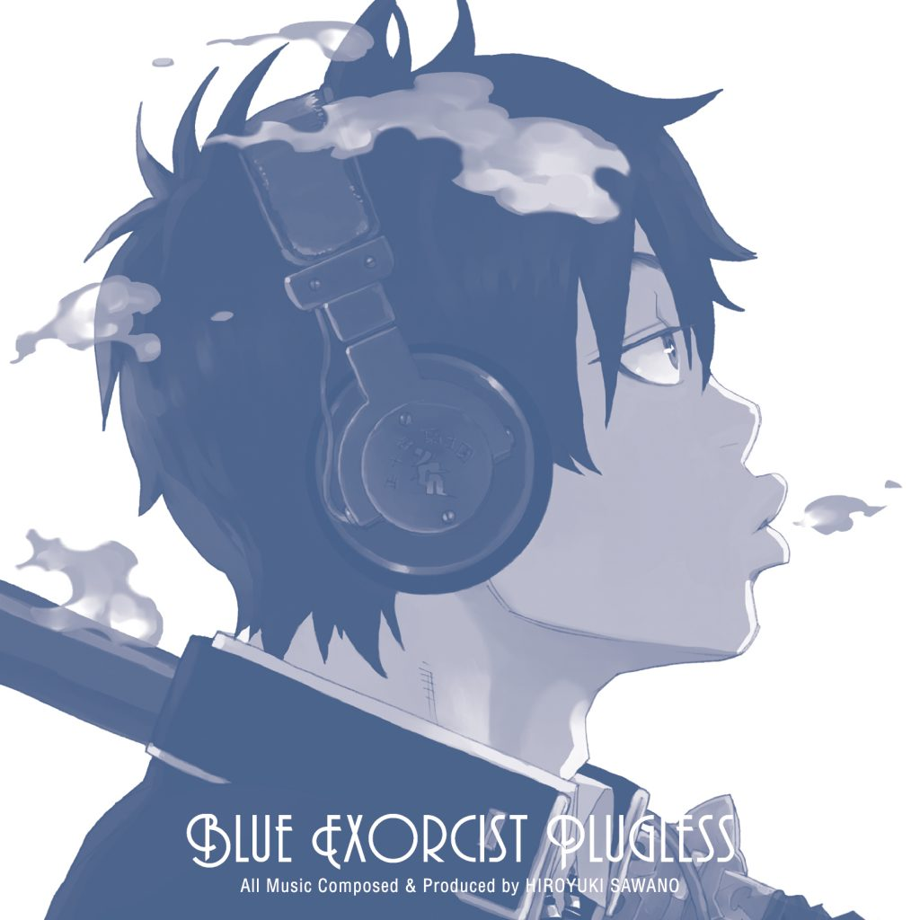 1x1_Blue Exorcist Plugless