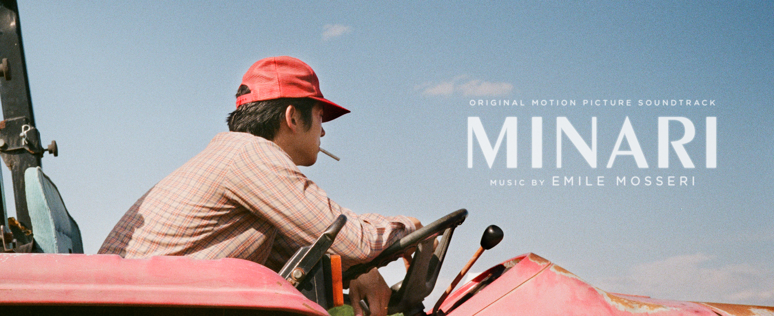 Minari (Original Motion Picture Soundtrack) - banner