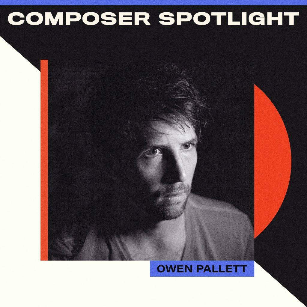 ComposerSpotlight_OwenPallett_1x1_PlaylistCover