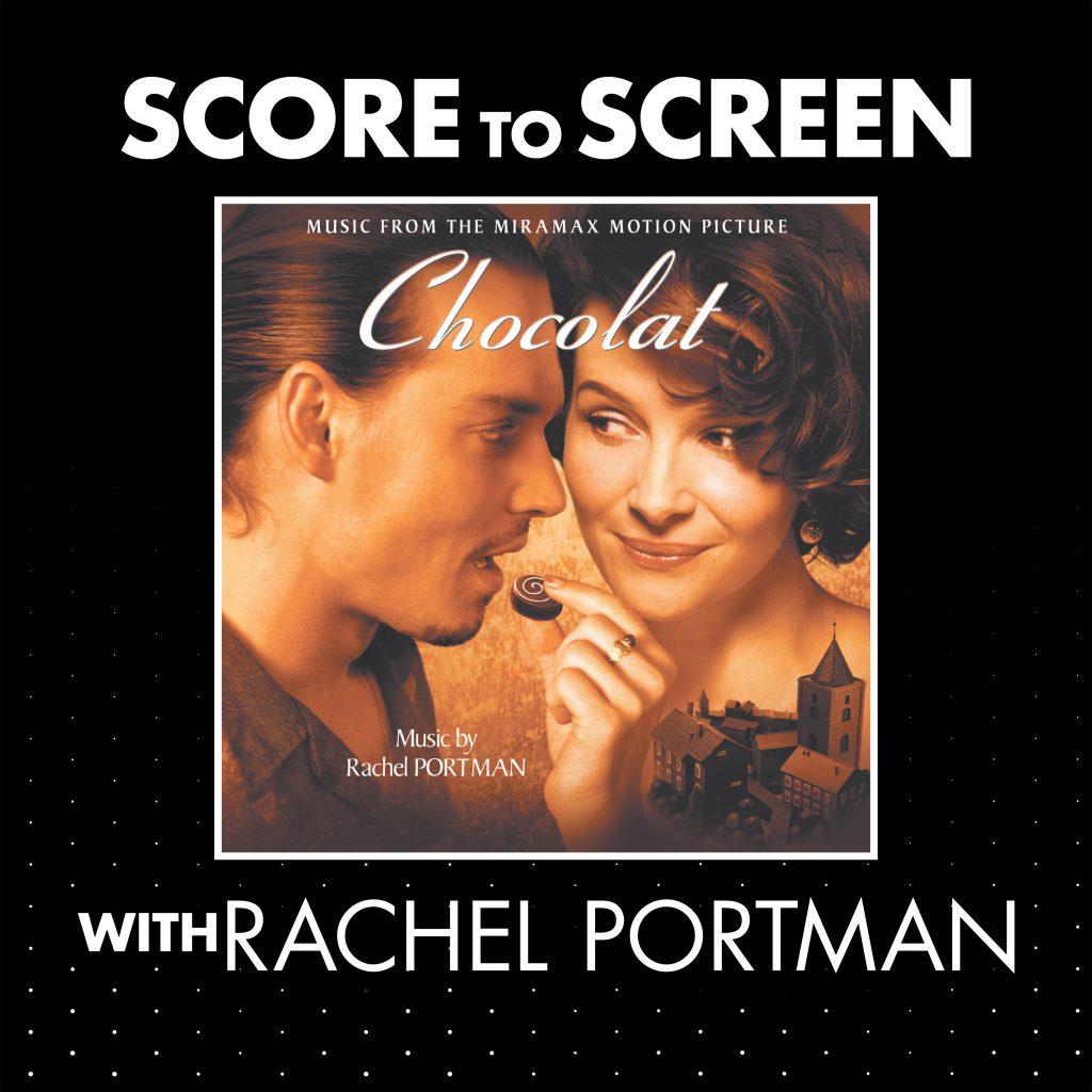 Score to Screen with Rachel Portman (Chocolat) cover
