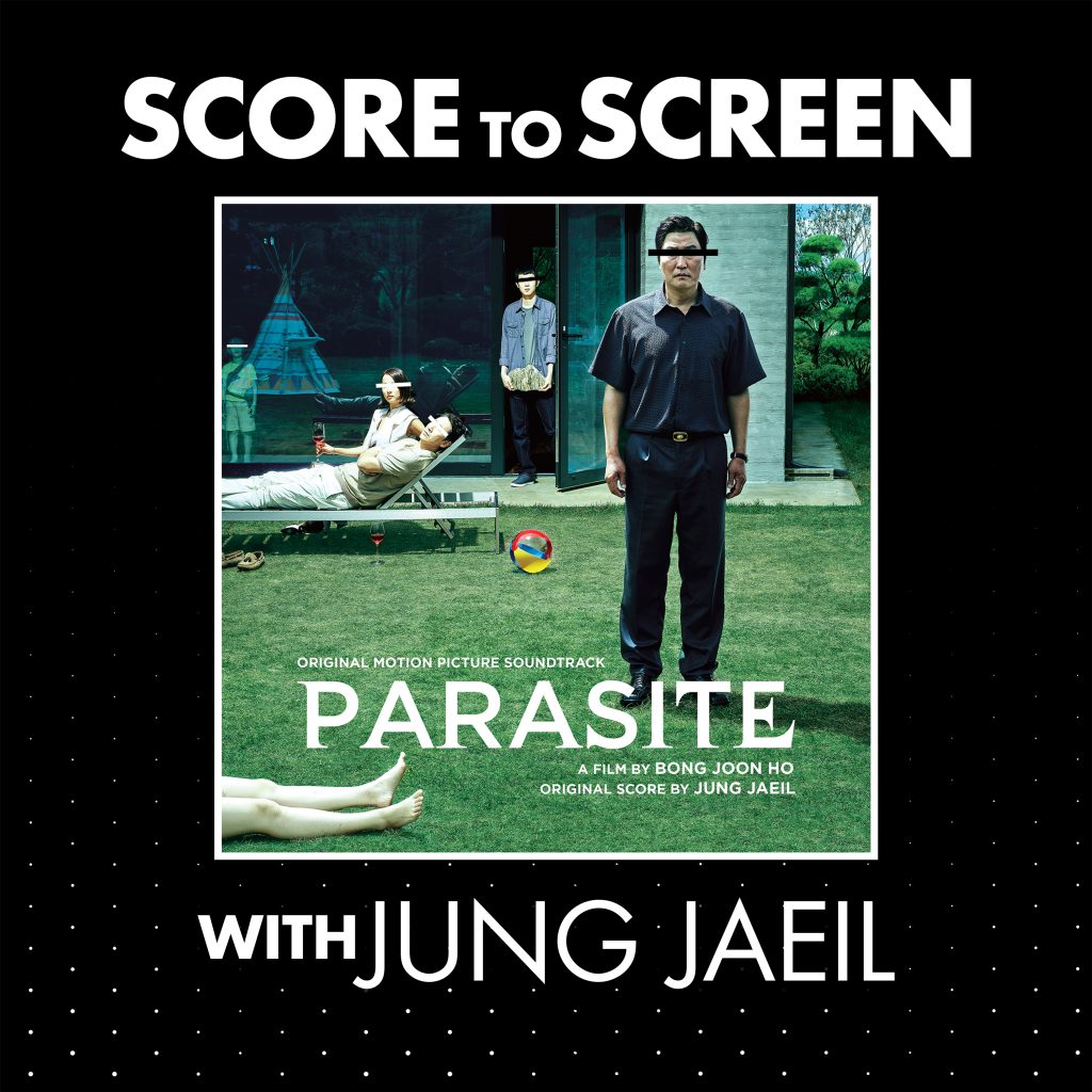 Score to Screen with Jung Jaeil (Parasite) cover