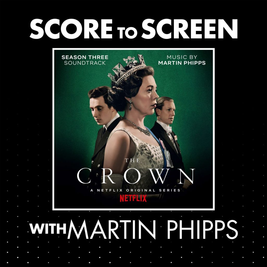 Score to Screen with Composer Martin Phipps (The Crown) cover