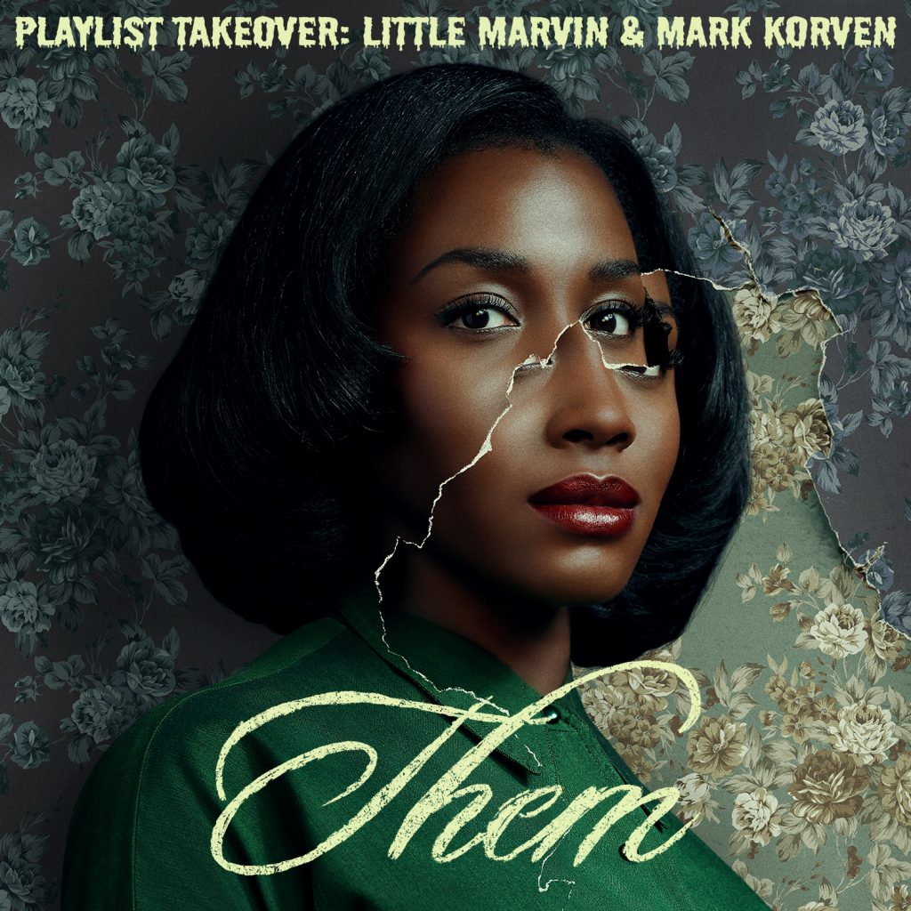 Them: Takeover - Playlist Cover