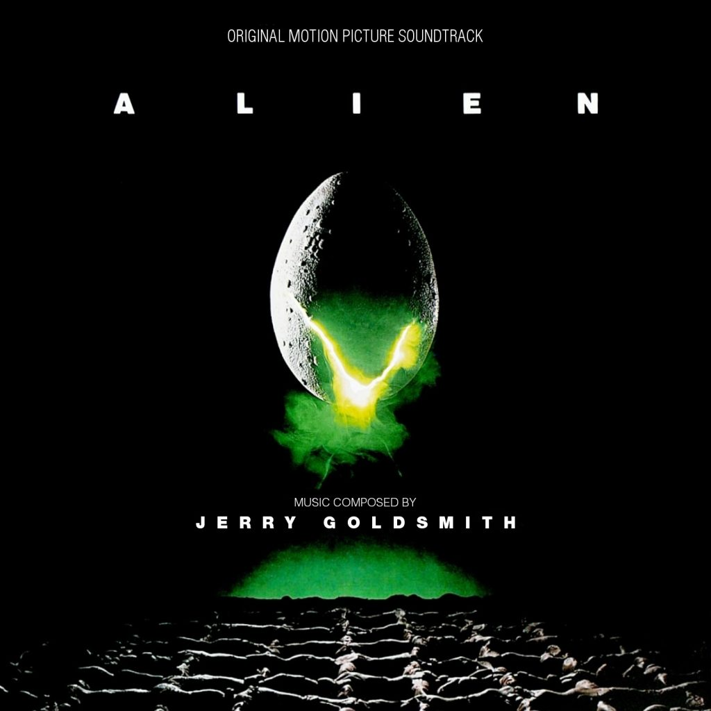 Alien - soundtrack cover art