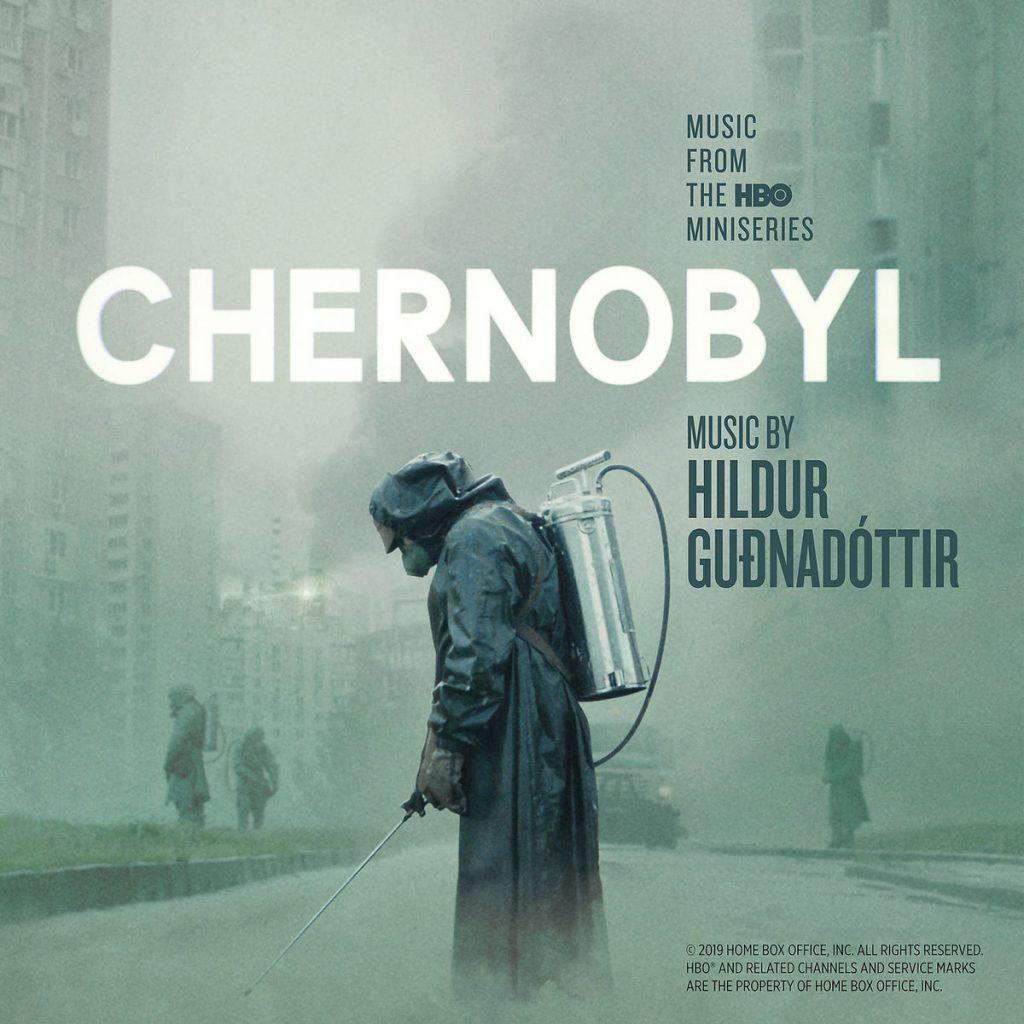 Chernobyl - soundtrack cover art