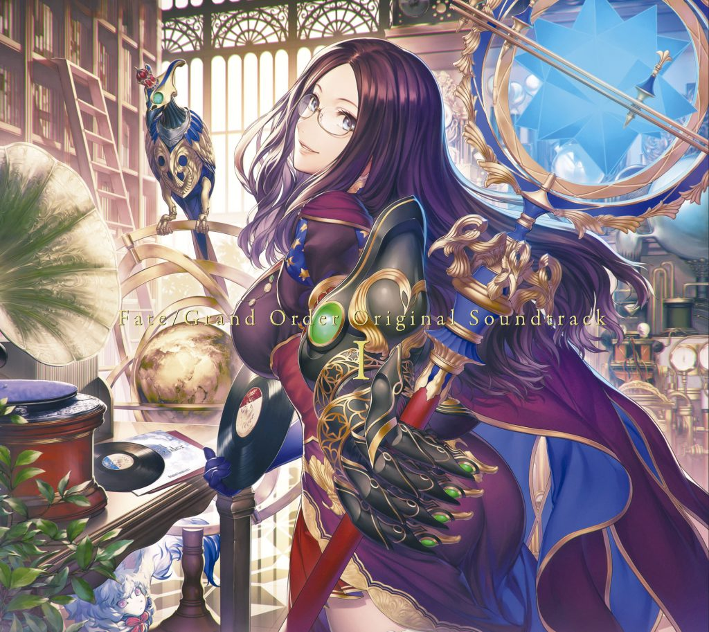 Fate/Grand Order Original Soundtrack I - cover