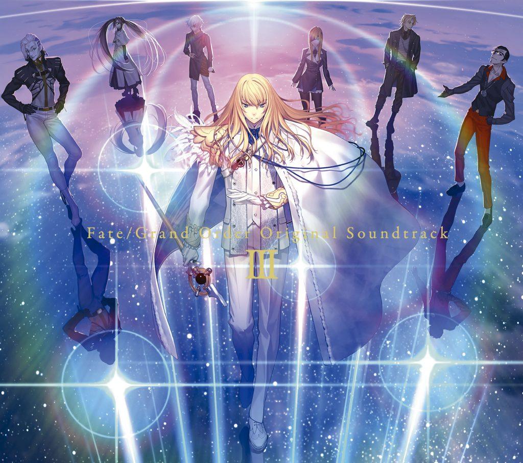 Fate/Grand Order Original Soundtrack III - cover art