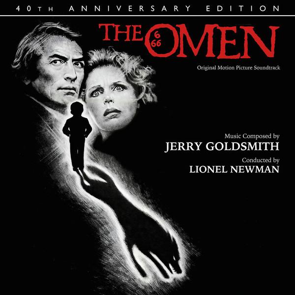 The Omen - soundtrack cover art