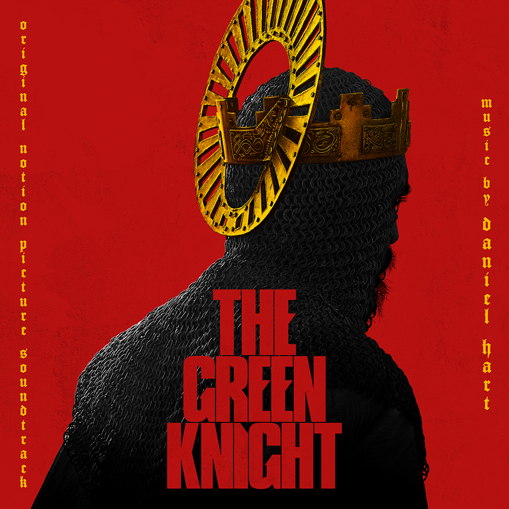 The Green Knight - soundtrack cover