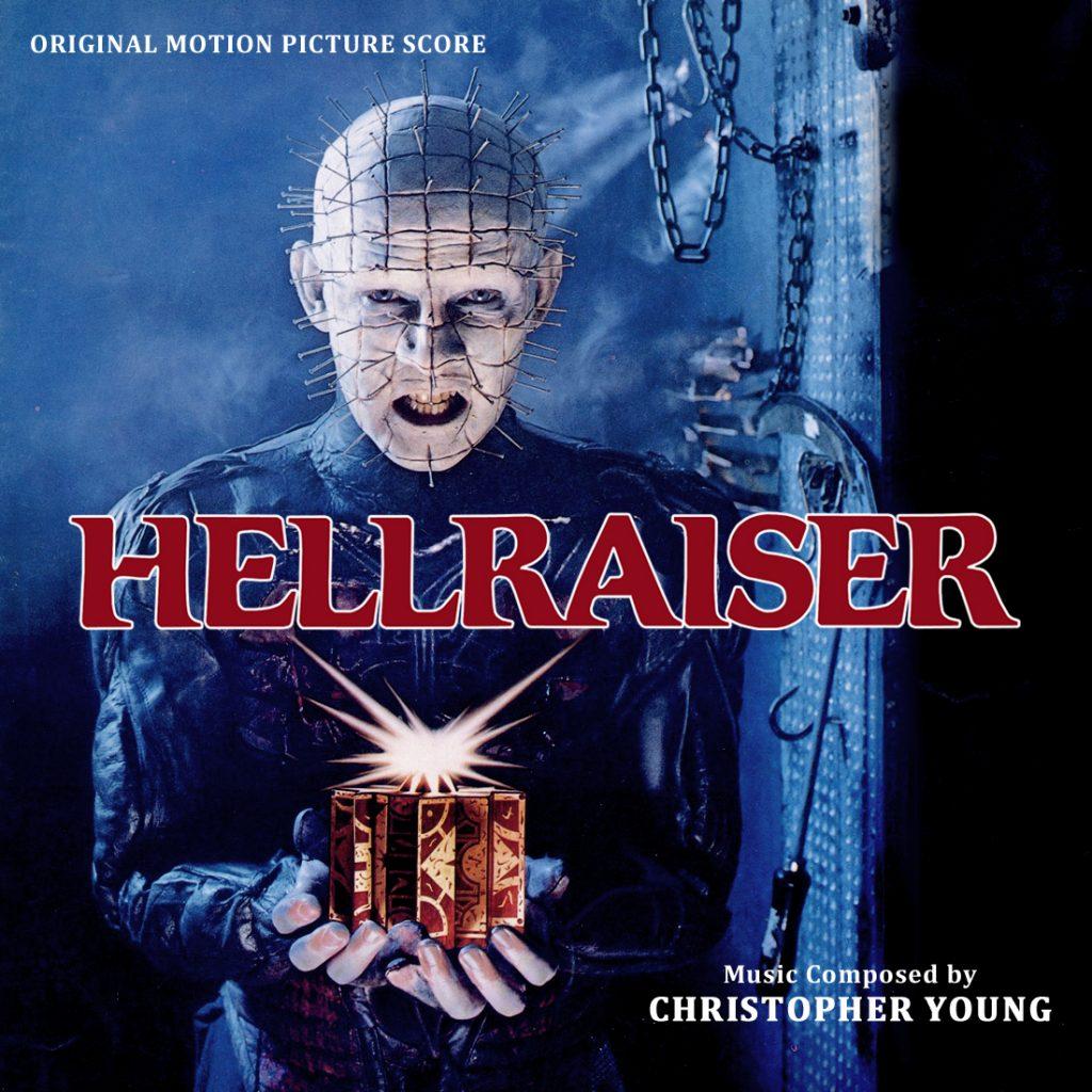 Hellraiser - soundtrack cover art