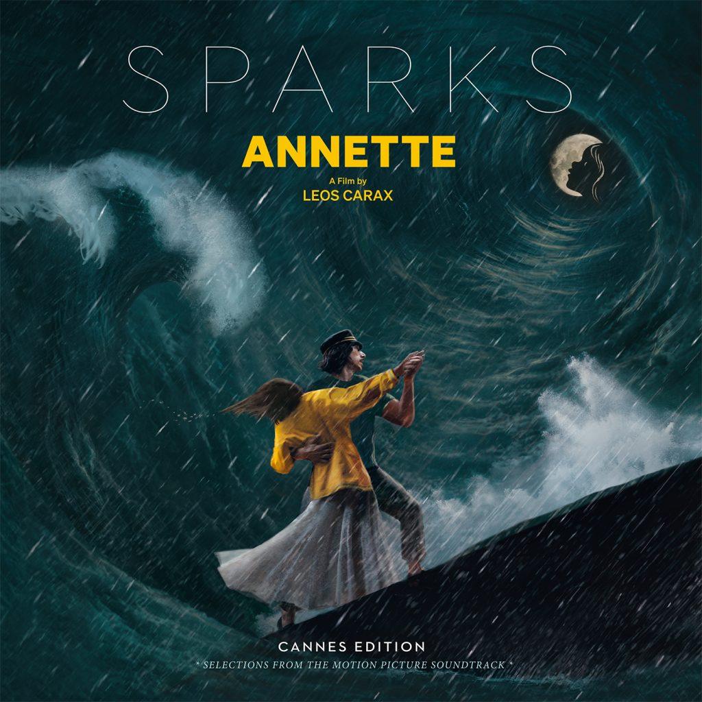 Annette Cannes Edition Soundtrack Sparks