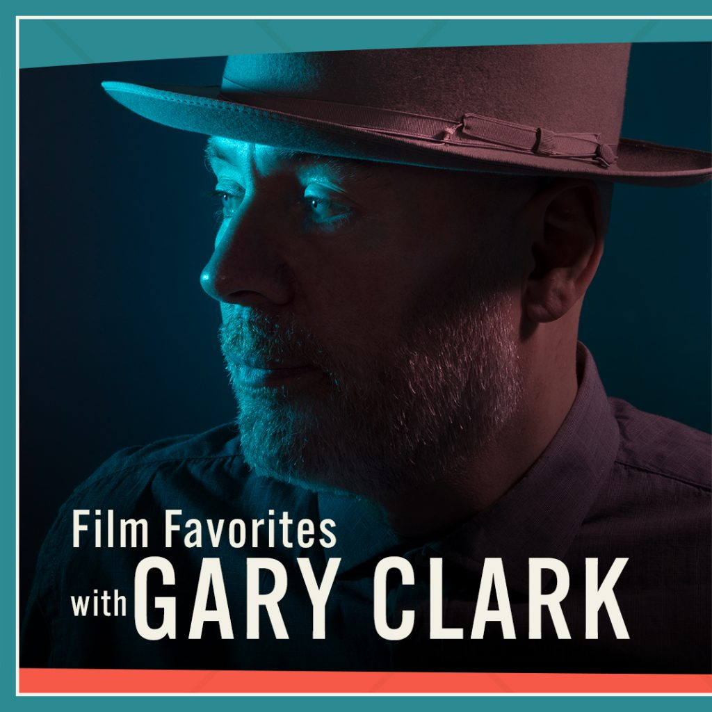 Gary Clark Film Favorites Cover
