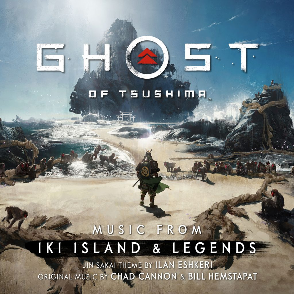 Ghost of Tsushima Cover Art