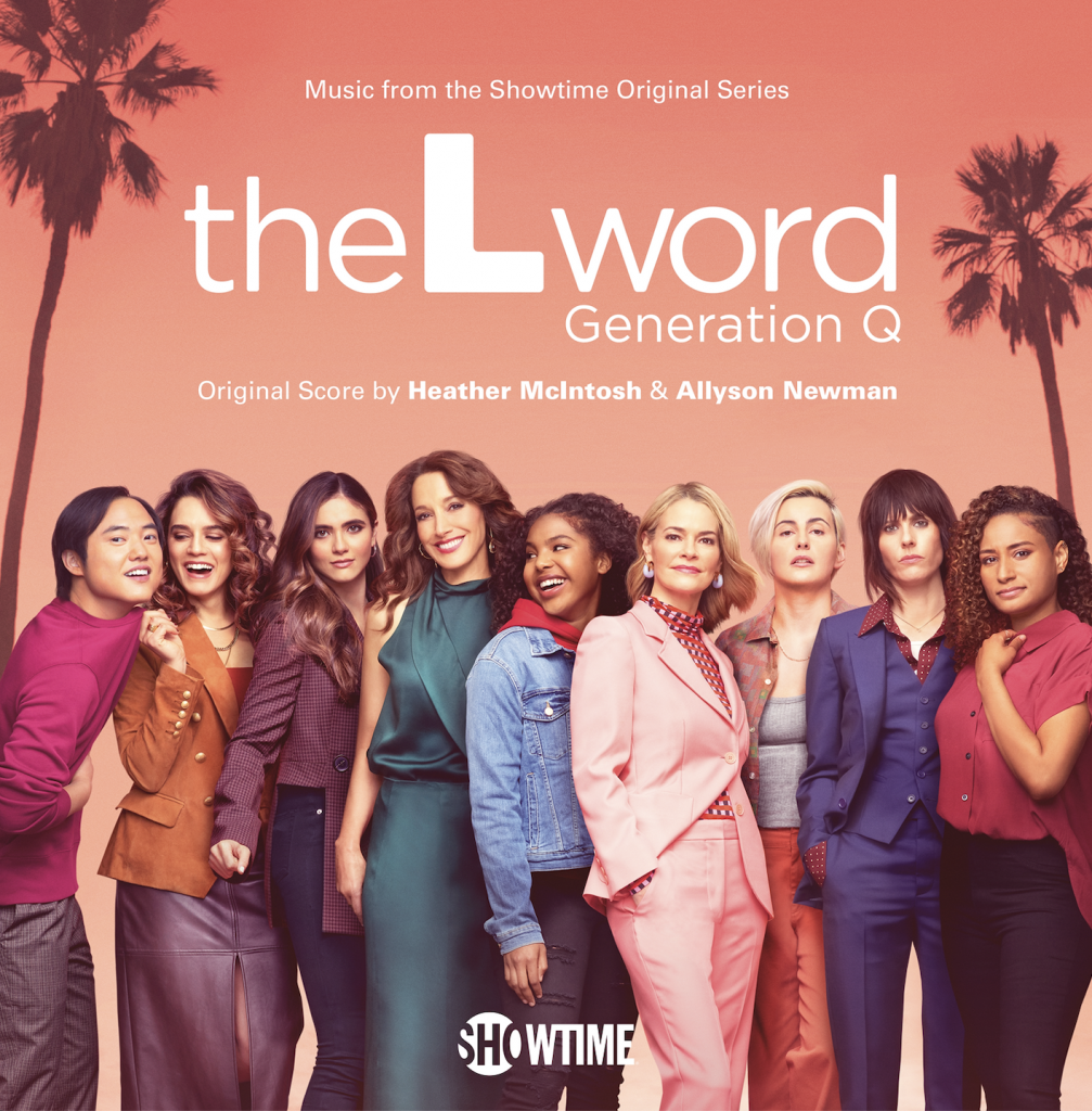 The L Word Generation Q Cover Art