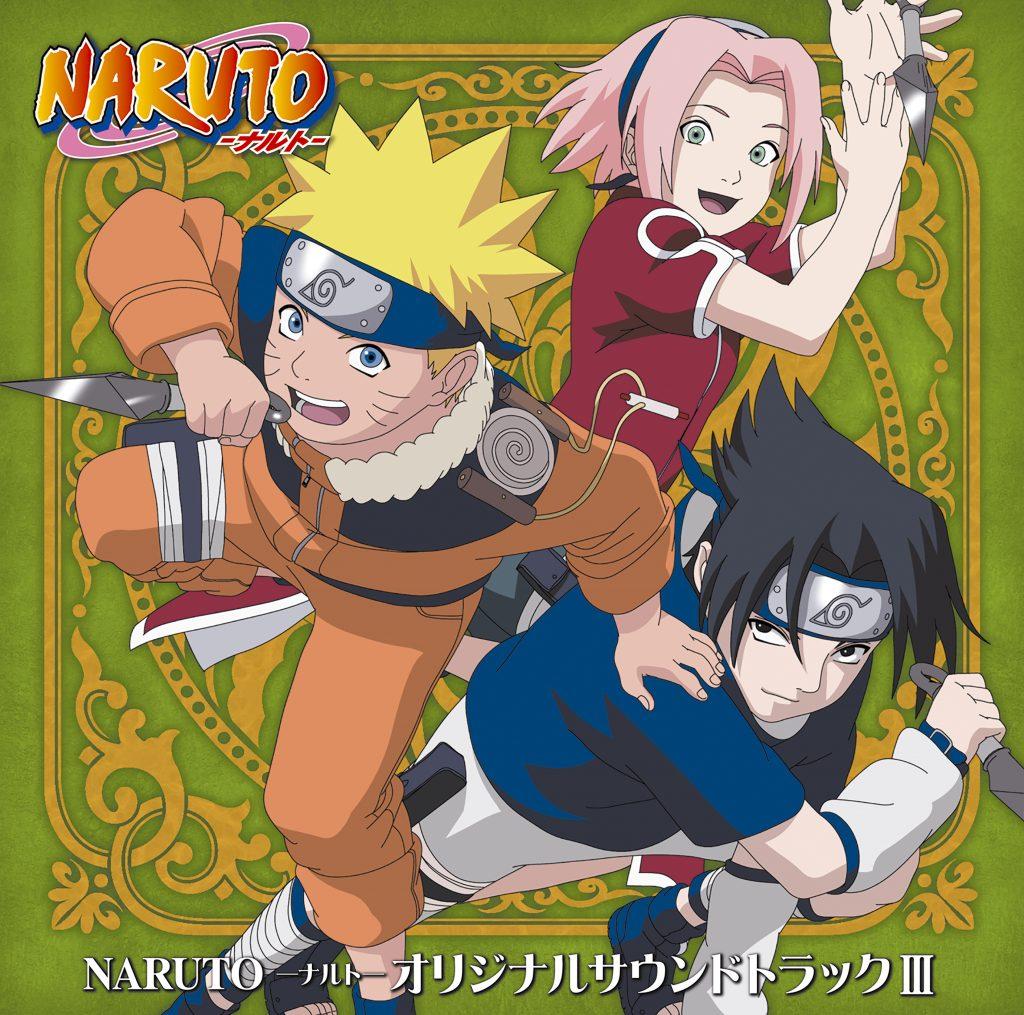 Naruto Original Soundtrack 3