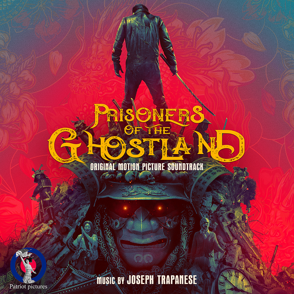 Prisoners of the Ghostland Cover Art