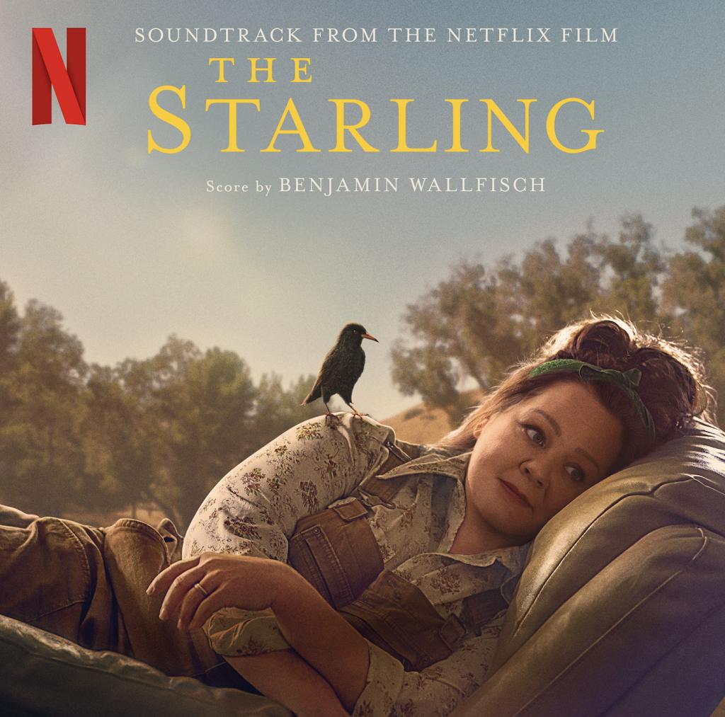 The Starling Netflix Soundtrack Cover Art