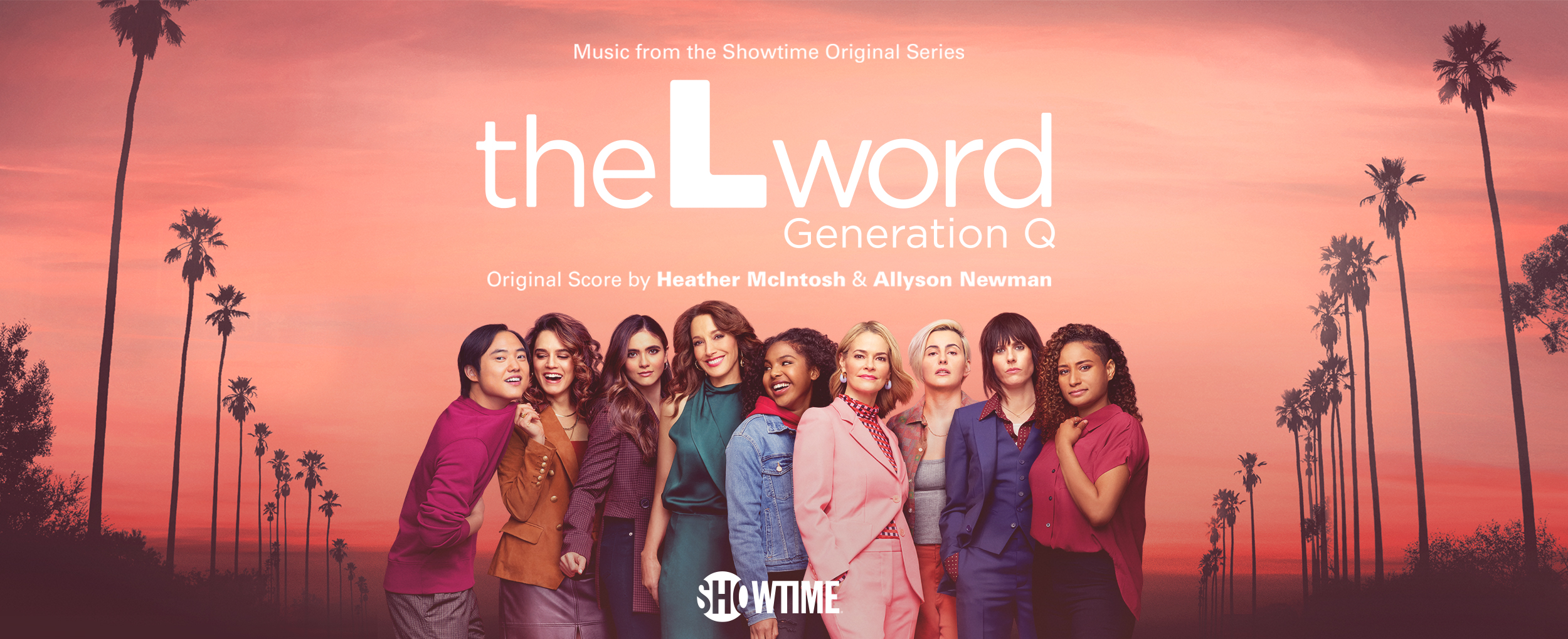 The L Word Banner