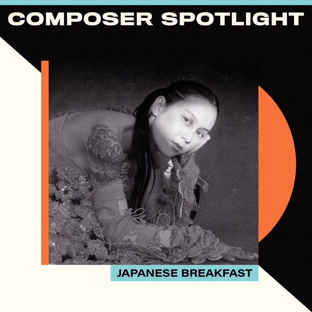 Japanese Breakfast Cover Art